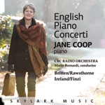 Jane Coop, English Piano Concerti