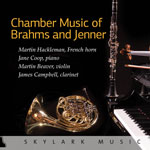 Jane Coop - Chamber Music of Brahms and Jenner